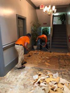 911-restoration-Virginia Peninsula-Fire Damage Restoration