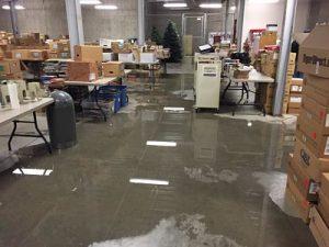 911 Restoration of Virginia Peninsula Flooding